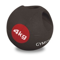 Gymstick 4kg Double Handle Medicine Ball