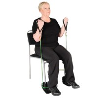 Gymstick Chair Gym Full Body Workout With DVD