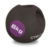 Gymstick 6kg Double Handle Medicine Ball