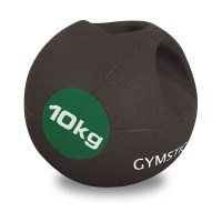 Gymstick 10kg Double Handle Medicine Ball