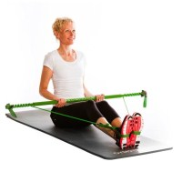 Gymstick Telescopic - Travel Full Body Workout With DVD