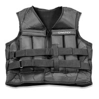 Gymstick 10kg Adjustable Weighted Vest