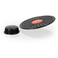 Gymstick Adjustable Balance Board with DVD