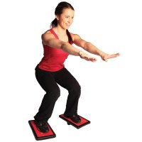 Gymstick Pro Balance Adjustable Boards
