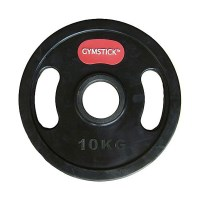 Gymstick Rubber Weight Plate 10kg